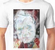 FRANCIS BACON - watercolor portrait.2 Unisex T-Shirt