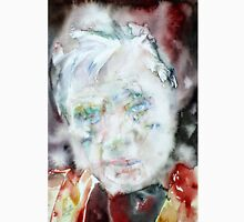 FRANCIS BACON - watercolor portrait.2 Unisex T-Shirt