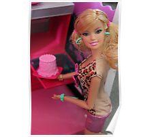 Happy Birthday Barbie - 2012 Poster