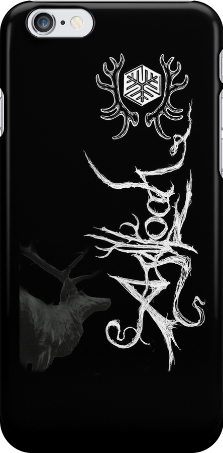 Agalloch iCase by altheixm