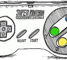 Super Nintendo by TimonPower77