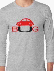 The Love Bug - Vintage cars T-Shirt Long Sleeve T-Shirt