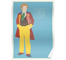 Doctor Who - Colin Baker Poster