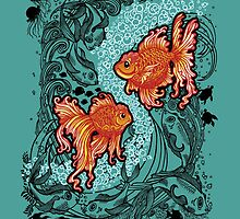 Under the Sea by Ameda Nowlin