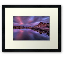 The Final Mood Framed Print