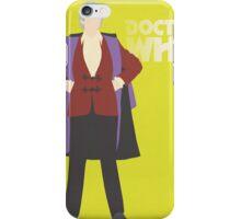 Doctor Who - Jon Pertwee iPhone Case/Skin