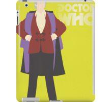 Doctor Who - Jon Pertwee iPad Case/Skin