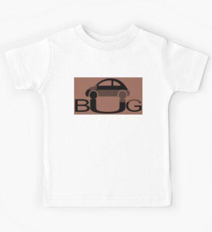 The Love Bug - Vintage cars T-Shirt Kids Tee
