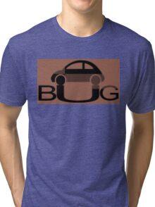 The Love Bug - Vintage cars T-Shirt Tri-blend T-Shirt