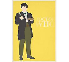 Doctor Who - Patrick Troughton Photographic Print