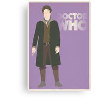 Doctor Who - Paul McGann Canvas Print