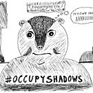 OccupyShadows on Groundhog Day cartoon by bubbleicious