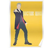 Doctor Who - Peter Capaldi Poster