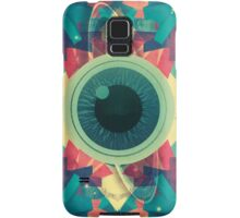 Abstract Samsung Galaxy Case/Skin