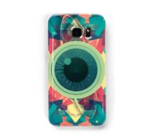 Abstract Samsung Galaxy Case/Skin