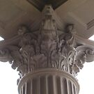 Column Capital at the University of Arizona by DAdeSimone