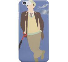 Doctor Who - Sylvester McCoy iPhone Case/Skin