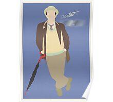 Doctor Who - Sylvester McCoy Poster