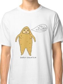 sassysquatch Classic T-Shirt