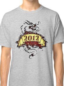2012 - Year of the Dragon - T-Shirt Classic T-Shirt
