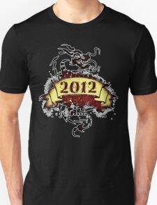 2012 - Year of the Dragon - T-Shirt T-Shirt