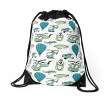 Fly Drawstring Bag