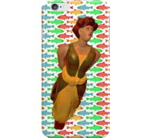 Sailing Ship Figurehead iPhone Case/Skin