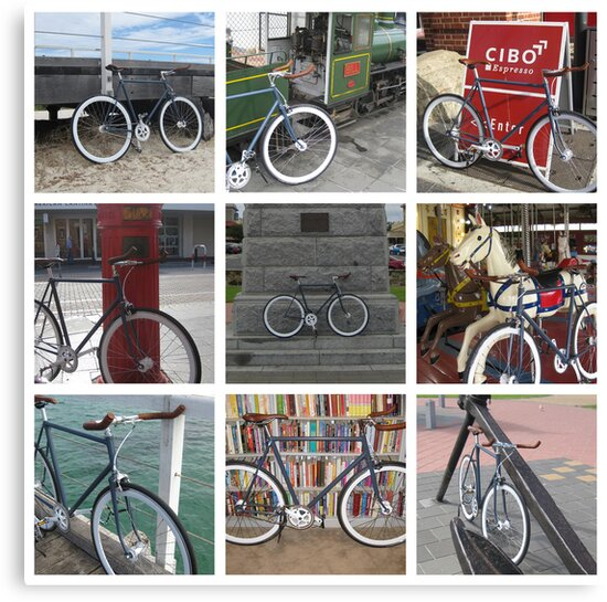 Fixie Fixation by RobsVisions