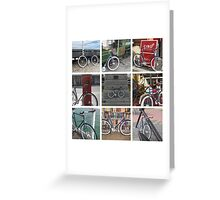 Fixie Fixation Greeting Card
