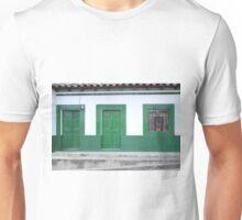 Green Window and Doors Unisex T-Shirt