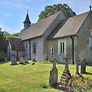 St  Leonard's Church, Hartley Mauditt. by relayer51
