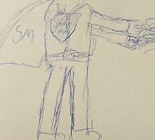 Shane Man (Sith Lord) by shaneredbubble