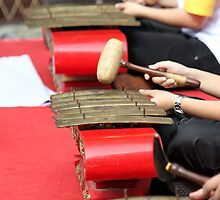 Chinese Xylophones  by jacobmoss