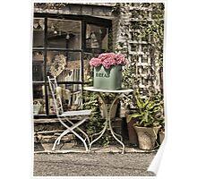 Bread bin or flower pot? Poster