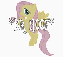 Fluttershy *Brohoof* by Pegasi Designs