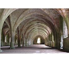 Monks refectory Photographic Print