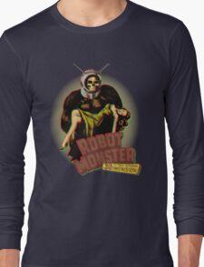 Robot Monster Long Sleeve T-Shirt