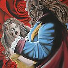 Beauty And The Beast by Laura Mancini