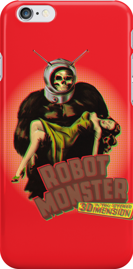 Robot Monster by Paul Mitchell