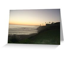 West Coast Dreaming Greeting Card