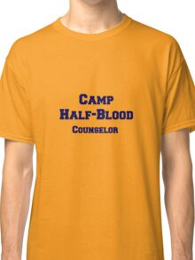 Camp Half-Blood Counselor Classic T-Shirt