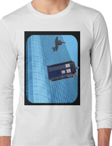 how he did it Long Sleeve T-Shirt