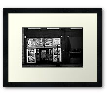 Day Thirty-one Framed Print