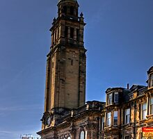 St George's West Church by Tom Gomez