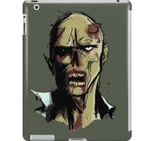 Zombi Zombi iPad Case/Skin