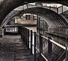 Underneath the Arches by inkedsandra