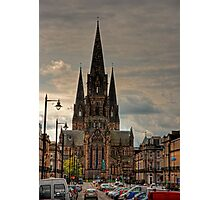 St Mary's Episcopal Cathedral Photographic Print