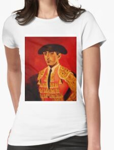 """""""MANOLETE"""" Womens Fitted T-Shirt"""