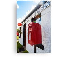 Glendale Dunvegan Post Office Canvas Print