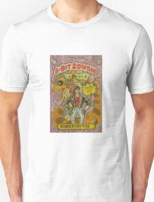 Kung fury 8bit zombie Unisex T-Shirt